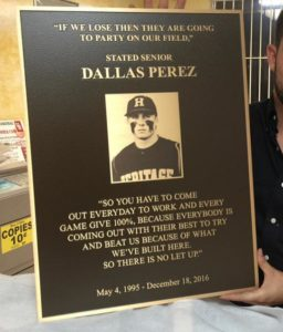 plaques Printing Signs Miami