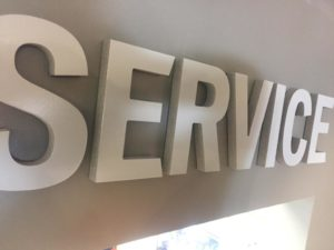 pvc letters Printing Signs Miami