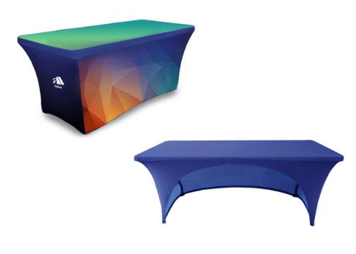 Custom Tablecloth -Stretch